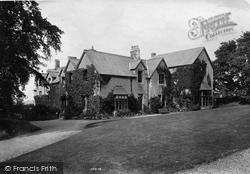 Northam, Burrough House (Home Of Amyas Leigh) 1906