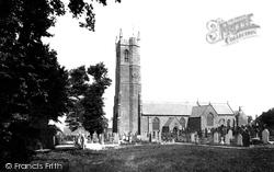 Northam, St Margaret's Church 1890