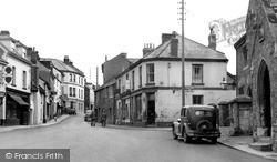 Northam, The Square c.1955
