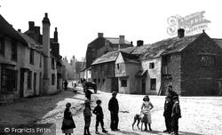 Northam, Village 1890