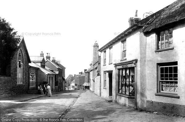 Photo of Northam, Village 1906