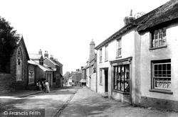 Northam, Village 1906