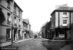 Northam, Village 1923