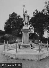 Northam, War Memorial 1923