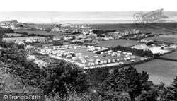 Northam, Westward Ho! From Bay View Road c.1960