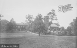 Northampton, Abington Church And Abbey 1922