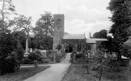 Northampton, Abington Parish Church Of St Peter And St Paul 1922