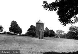 Northampton, Abington Park, The Pigeon Tower c.1955