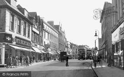 Abington Street c.1950, Northampton