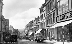 Northampton, Bridge Street c.1955