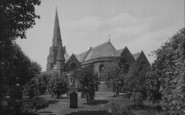 Northampton, Church Of The Holy Sepulchre 1922