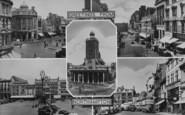 Northampton, Composite c.1955