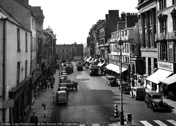 Northampton, Drapery c1955.  (Neg. N40006)  � Copyright The Francis Frith Collection 2008. http://www.francisfrith.com
