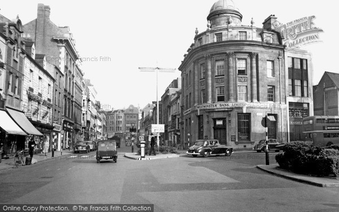 Photo of Northampton, Drapery c.1955