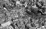 Northampton, From The Air c.1950