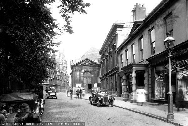 Photo of Northampton, George Row 1922