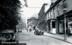 Northampton, George Row 1922
