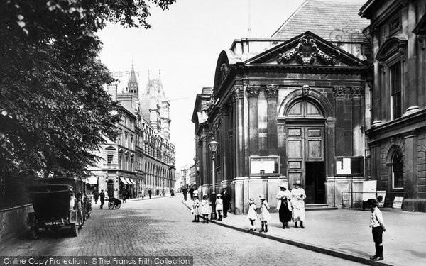Photo of Northampton, George Row 1922