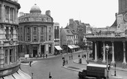 Northampton, Mercers Row c.1955