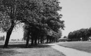 Northampton, Millers Meadow c.1955
