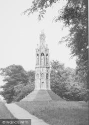 Northampton, Queen Eleanor's Cross c.1955