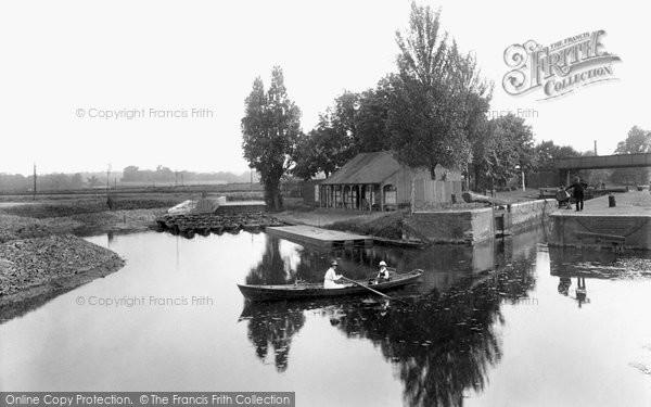 Photo of Northampton, River Nene Boathouse 1922