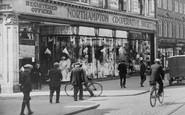 Northampton, The Co-Op, Abington Street 1922