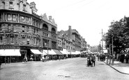 Northampton, The Drapery 1922
