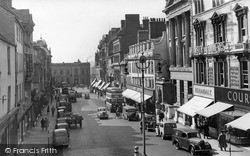 Northampton, The Drapery 1949