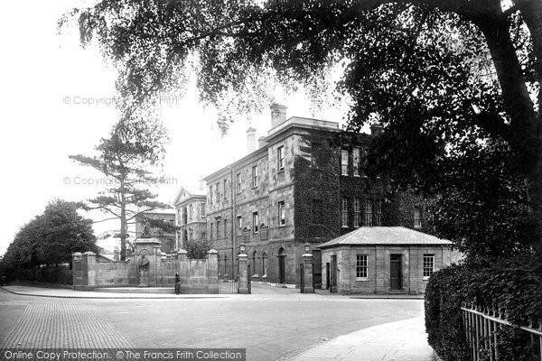Photo of Northampton, The Hospital 1922