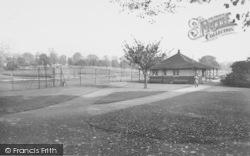 Northampton, The Meadows c.1960
