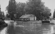 Northampton, Victoria Park c.1955