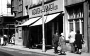 Northampton, Weaver To Wearer Ltd, Gold Street c.1950