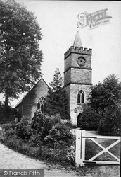 Northchapel, St Michael's Church 1902
