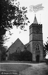 Northchapel, St Michael's Church c.1955