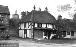 Northchapel, The Old Barn c.1955