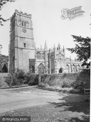 Church Of St Peter And St Paul c.1960, Northleach