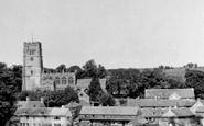 Northleach, Church of St Peter and St Paul c1960