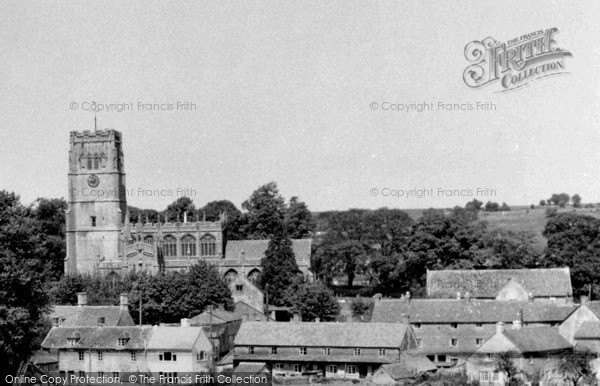 Photo of Northleach, Church of St Peter and St Paul c1960