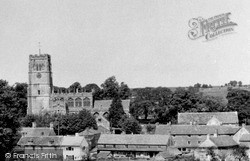 Northleach, Church Of St Peter And St Paul c.1960