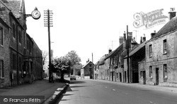 Northleach, High Street c.1960