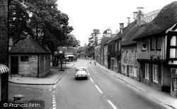 Northleach, High Street c.1965