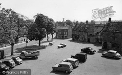 Northleach, Market Place c.1960