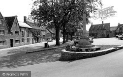 Market Place c.1960, Northleach