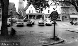 Northleach, Market Place c.1965