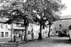 Northleach, Market Square c.1950