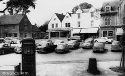 Northleach, Market Square c.1965
