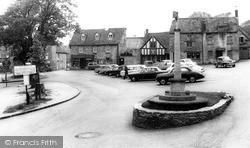 Market Square c.1965, Northleach
