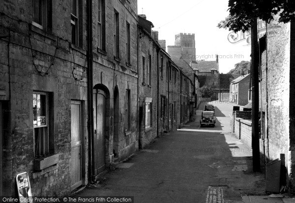 Photo of Northleach, The Green c.1960
