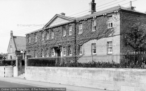 Photo of Northleach, The Hospital c.1960